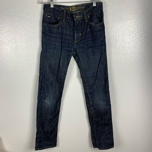 Vans Off The Wall  Straight Leg Jeans